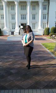 Aimee Benavides at Georgia USA
